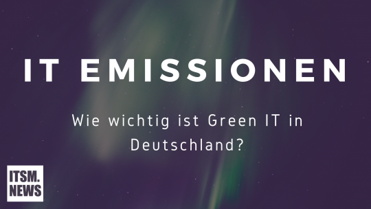 IT-Emissionen Green IT